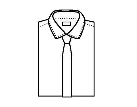 Shirt And Tie Coloring Page Coloring Pages Tie Dye Coloring Pages