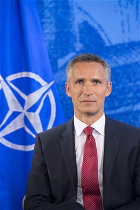 Office Organization by Nato Biography Jens Stoltenberg