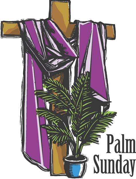 Religious Easter Decorations For The Home by Palm Sunday Happy Sunday Clipart Kid Clipartix