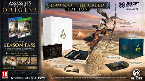 pdf libro e assassins creed origins collectors edition descargar e32017 conoce las ediciones especiales de assassin s creed origins resetmx