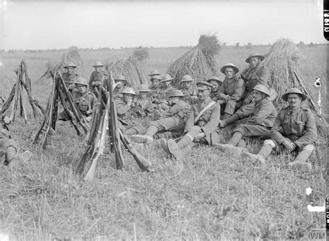 infantry section and platoon in battle worcestershire regiment the long long trail