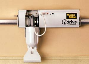 Freeing The Idrive Motor From The Shaft Wayne Dalton Garage Door Opener Repair