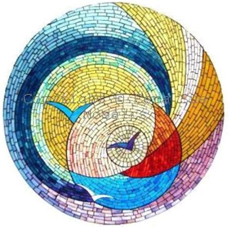 glass mosaic pattern maker mosaic art patterns