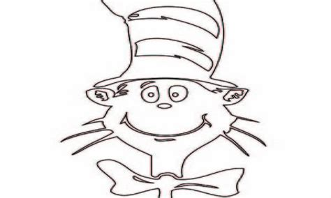 cat in the hat coloring pages dr seuss cat in the hat coloring pages picture page