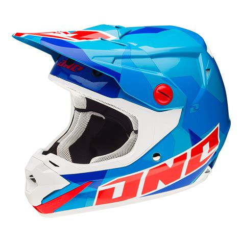 youth motocross helmets one industries youth atom camoto junior mx childrens