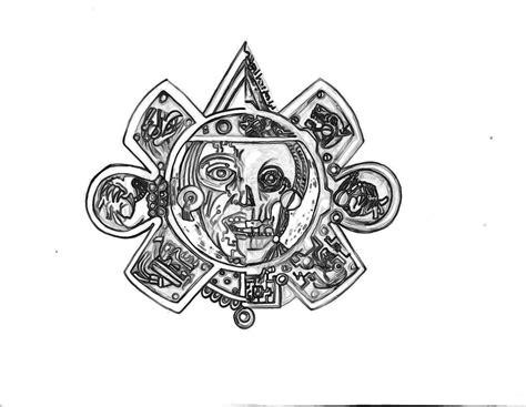 imagenes aztecas para imprimir dibujos la resureccion de la ciencia ficcion arte