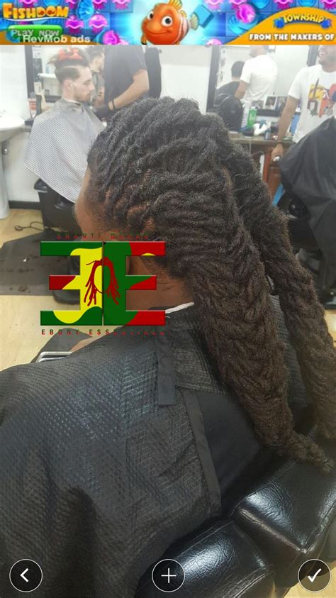 who does comb twists in cleveland oh 18 best braided locs into a fishtail images on pinterest