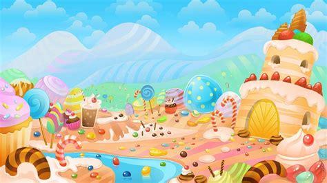 design background games candyland backgrounds wallpaper cave
