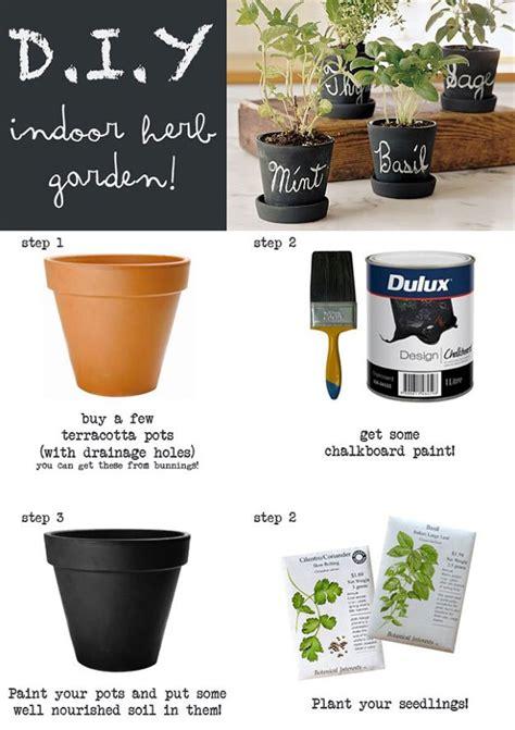 chalkboard paint ideas garden indoor herb garden ideas homesteading indoor gardening tips