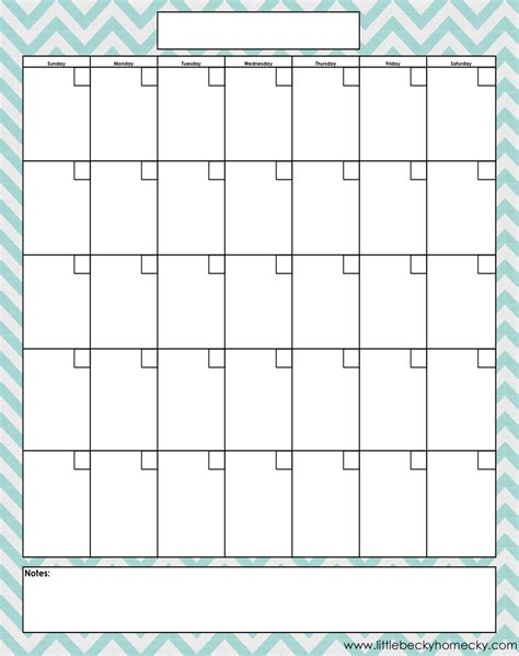 page blank calendar template monthly calendar copy creating a planner planners planner and organizations