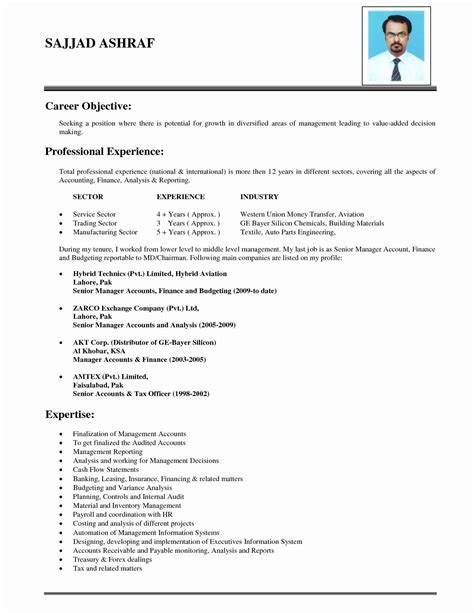 For Software Engineers With Mba by Headline For Resume Resumes Best Format Mba Finance