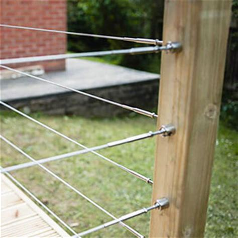 hilz cable assemblies inc wire balustrade kits surface mount s3i