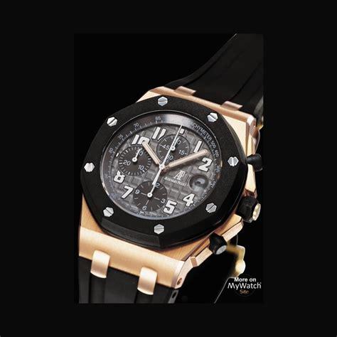 watch audemars piguet chronographe royal oak offshore