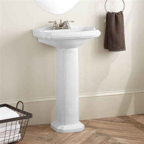 kohler mini pedestal sink halden porcelain pedestal sink pedestal sinks bathroom