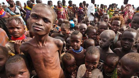 imagenes de niños que mueren de hambre 6 5 millones de ni 241 os podr 237 an morir de hambre en el cuerno