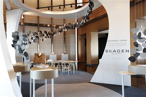 home design stores tokyo glamshops visual merchandising shop reviews skagen pop