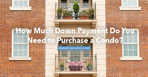 how much deposit will i need to buy a house how much downpayment is needed to buy a house 28 images