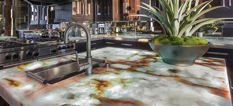 Kitchen Paneling Backsplash backlighting countertops with led light panels evo lite