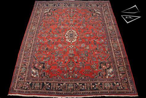 Persian Hamadan Rug 9 X 11 Hamadan Rug