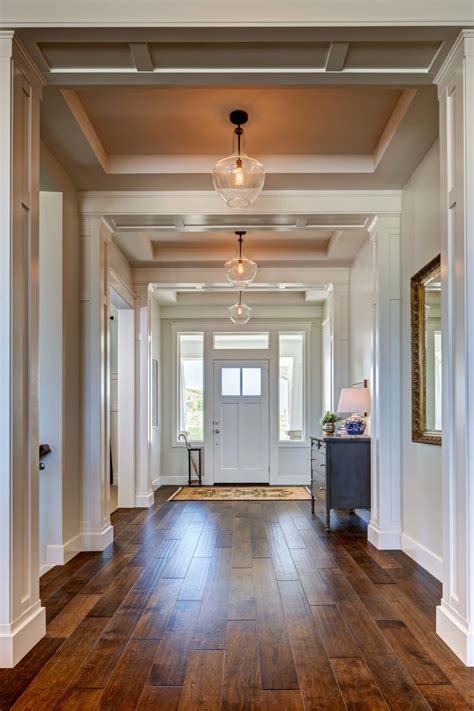 Small Hallway Light Fixtures Hallway Ceiling Lights Entry Traditional With Baseboard Wood Floor Foyer Pendant Lighting
