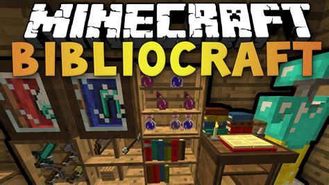 Minecraft Kitchen Furniture minecraft 1 6 2 bibliocraft mod review 3d b 252 cher