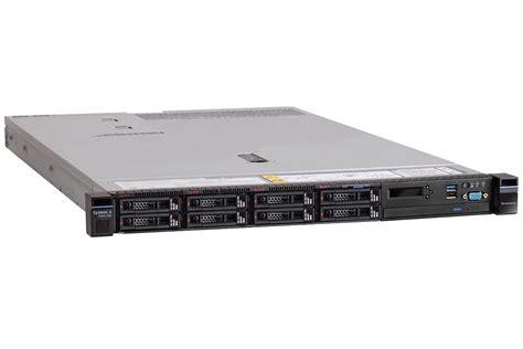 Server Lenovo System X3550 8869c2a Rack 1u lenovo system x3550 m5 server review it pro