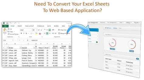 Web Based Excel Spreadsheet by Xcesslogic Convert Your Excel Based Workflow To Web