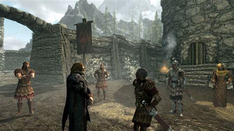 skyrim special edition disponibile la patch 1 2 the elder scrolls v skyrim special edition disponibile la