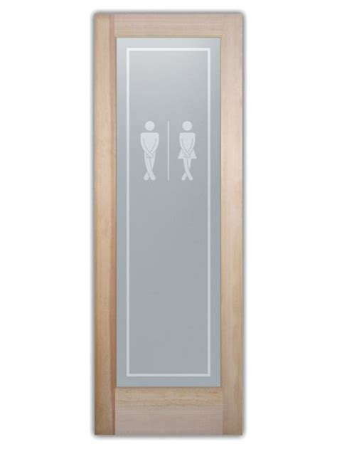 Bathroom Doors Pd Priv Interior Glass Doors Frosted Interior Doors With Frosted Glass