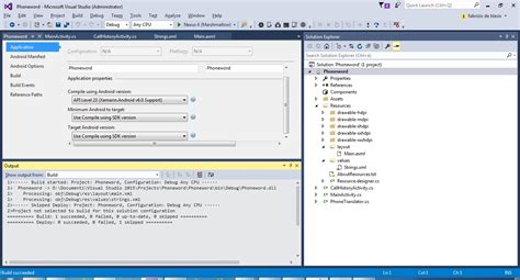 Android Xamarin by How To Deploy Android Xamarin Project To Xamarin Android