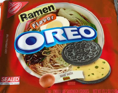 is the newest oreo flavor fried chicken first we feast fake cookie flavors cookie flavors marketing ideas and