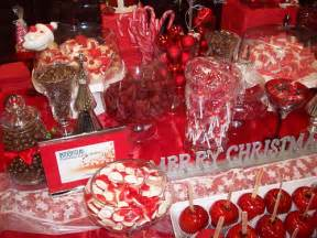 Candy For Buffet Table Christmas Candy Buffet Bar Flickr Photo Sharing