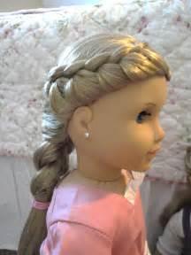 american doll chronicles beautiful braid