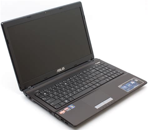 Laptop Gaming Asus N43sl asus a53t llano powered notebook the tech report page 1