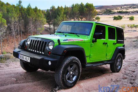 imagenes de jeep verdes fotos exteriores wrangler unlimited 5p jeep wrangler