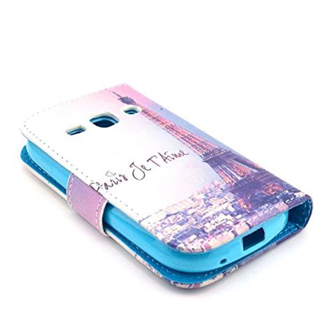 Flip Wallet Samsung Galaxy Fame bayke brand samsung galaxy fame s6810 pu leather