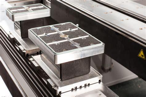 schmalz shows vacuum blocks  clamping solid wood
