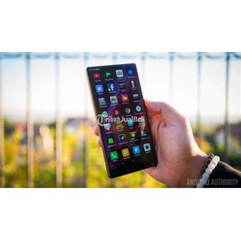 Handphone Xiaomi Yang Murah new handphone android xiaomi mi mix 128 gb bezel less
