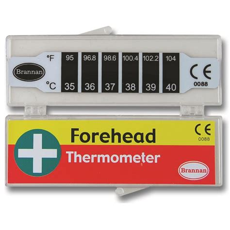 Thermometer Forehead forehead temperature thermometer brannan