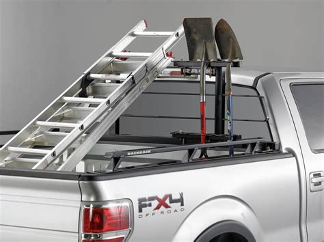 Truck Cab Racks by Backrack Headache Rack Protects Truck 4wheelonline