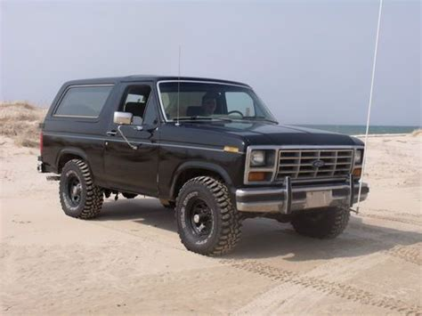 how does cars work 1986 ford bronco interior lighting sell used 1986 ford bronco eddie bauer sport utility 2 door 5 0l in holland michigan united