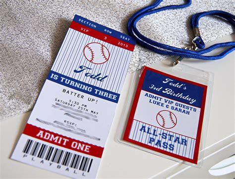 vip name tags printable baseball party ideas baseball birthday party