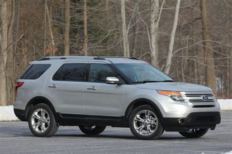 2011 Ford Explorer by Review 2011 Ford Explorer Limited Autoblog