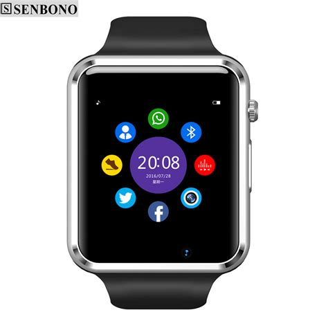 cameras for android free shipping wristwatch bluetooth smart sport pedometer with sim smartwatch for