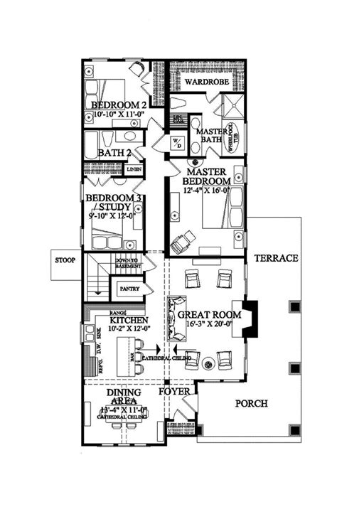 retirement home floor plans floor plan retirement house