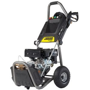 karcher 2800 psi 2 5 gpm gas pressure washer g 2800 xc