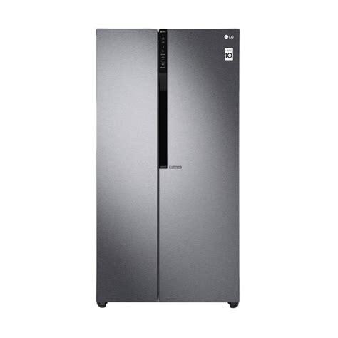 Kulkas Lg Refrigerator jual lg gcb247kqdv side by side kulkas 679 l
