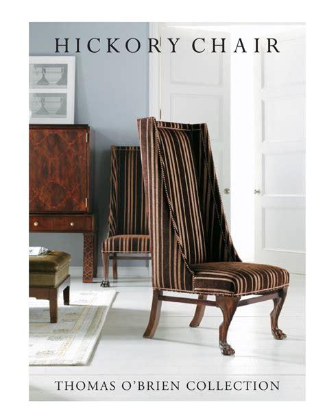 Hickory Chair O Brien by Hickory Chair O Brien By Cadieux Company Issuu