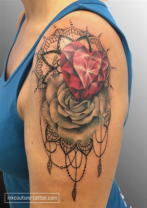 diamand ink couture tattoo