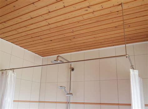 Weiße Badezimmerfliesen by Badewannen Vorhang Design